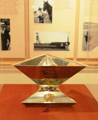 Secretariat's Triple Crown